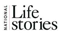 National Life Stories logo